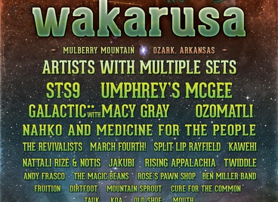 Wakarusa Tickets